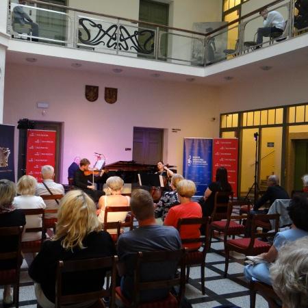 01.07.2020 XXII Letni Festiwal Muzyczny Malawski Trio
