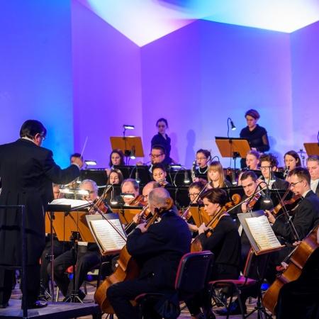 10.02.2017 Europejski Muzyk Roku Łukasz Dyczko