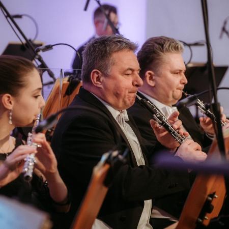 12.02.2021 Koncert Muzyki Polskiej cz. II fot. Piotr Terebiński