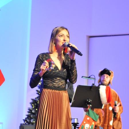 13.12.2020 Miś Doremiś zaprasza na mikołajkowy koncert