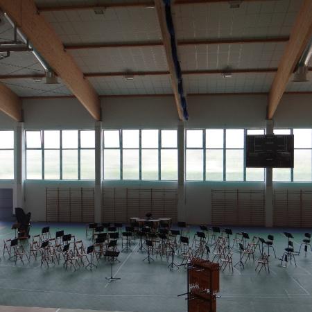 Symulacja estrady sali koncertowej na etapie tworzenia projektu budowlanego_2