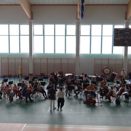 Symulacja estrady sali koncertowej na etapie tworzenia projektu budowlanego_4