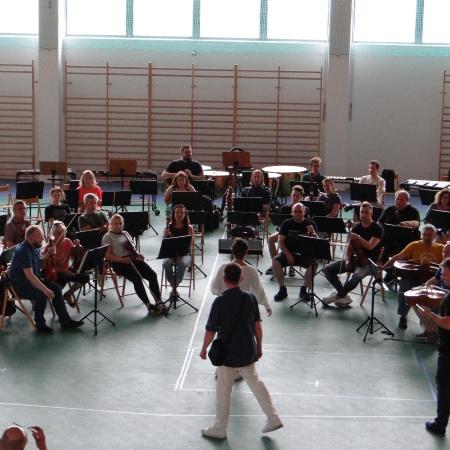 Symulacja estrady sali koncertowej na etapie tworzenia projektu budowlanego_6