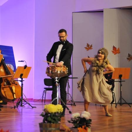 Miś Deremiś zaprasza na jesienny koncert - transmisja online. fot. Anna Przybylska-Głowacka_4