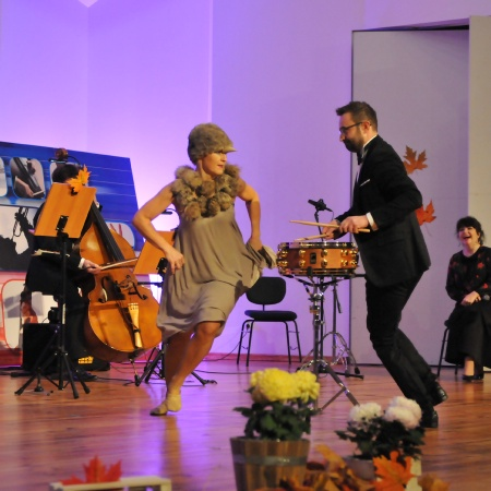 Miś Deremiś zaprasza na jesienny koncert - transmisja online. fot. Anna Przybylska-Głowacka_5