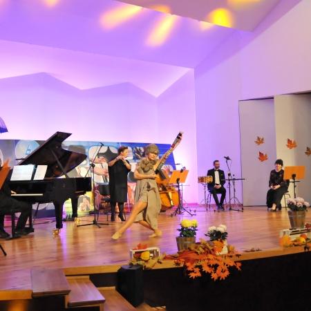 15.11.2020 Miś Deremiś zaprasza na jesienny koncert - transmisja online. fot. Anna Przybylska-Głowacka