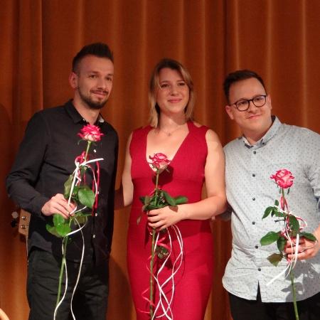 16.07.2020 Muzyczne czwartki na płockiej starówce - Adela Konop Trio