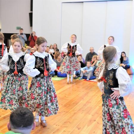 16.12.2018 Spotkanie z folklorem góralskim
