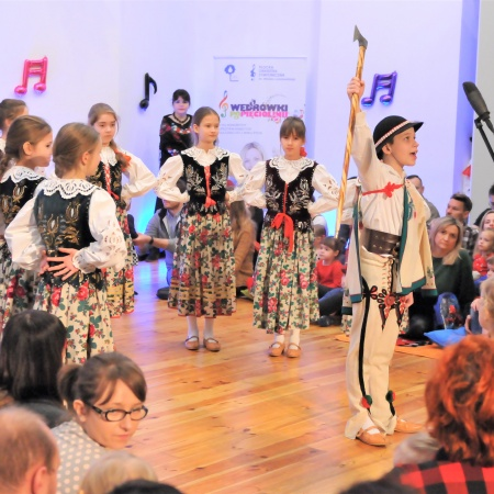 Spotkanie z folklorem góralskim_5