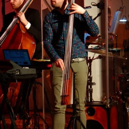 21.02.2020 Klezmafour orkiestronicznie