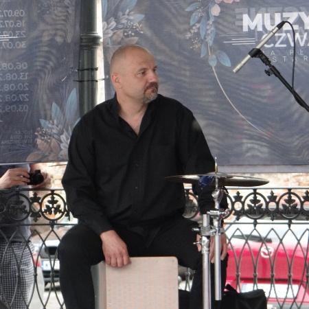 Muzyczne Czwartki na płockiej starówce - Flamenco Trio_2