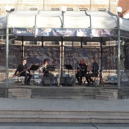 Muzyczne czwartki na płockiej starówce - Kwartet fagotowy