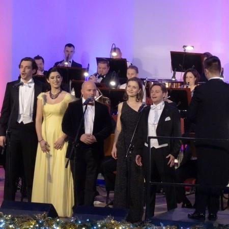 31.12.2016 Sylwester z orkiestrą - Wielka sława to żart
